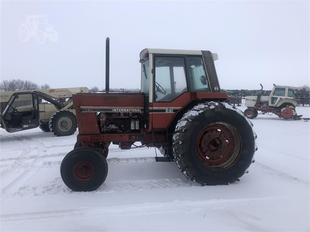 TractorHouse com | INTERNATIONAL 1086 Dismantled Machines