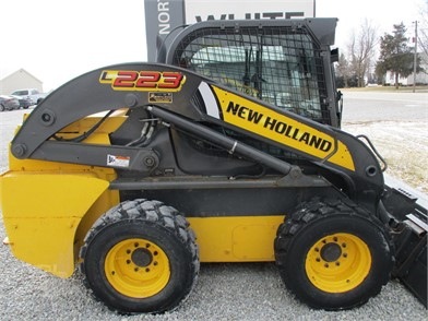 NEW HOLLAND L223 For Sale - 34 Listings | MachineryTrader.com - Page on