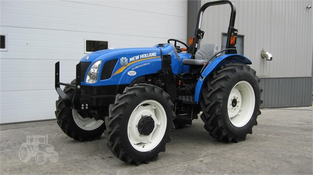 2018 NEW HOLLAND WORKMASTER 60 For Sale In Hartford
