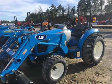 New LS Farm Equipment For Sale By Bruno's Tractors - 70