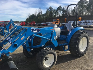 New LS Farm Equipment For Sale By Bruno's Tractors - 70 Listings
