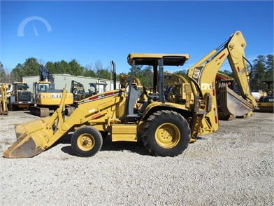 CATERPILLAR Loader Backhoes Auction Results - 110 Listings
