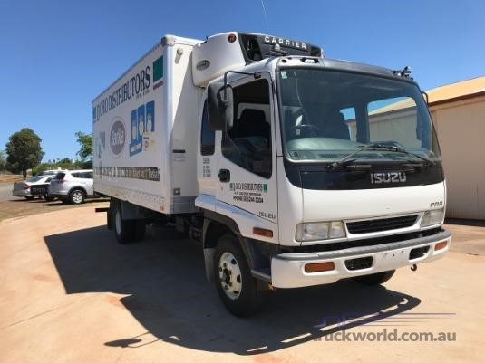 1999 Isuzu FRR 500 Long Carroll Truck Sales Queensland - Trucks for Sale