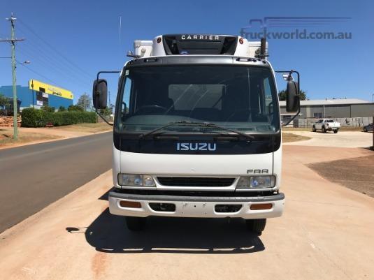 1999 Isuzu FRR 500 Long Carroll Truck Sales Queensland - Trucks for Sale
