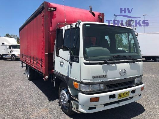 1997 Hino GD Hunter Valley Trucks - Trucks for Sale