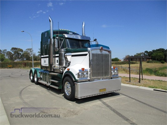 2013 Kenworth T909 Trucks for Sale