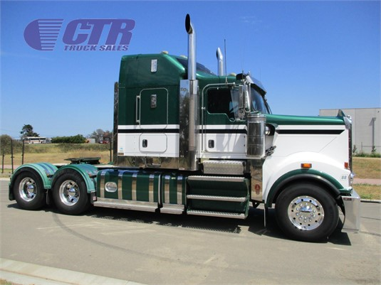 2013 Kenworth T909 CTR Truck Sales - Trucks for Sale