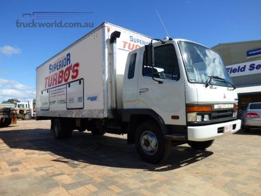 2000 Mitsubishi FK618 Trucks for Sale