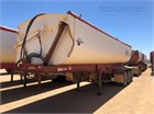 2010 Roadwest Side Tipper Trailer Side Tipping Trailers