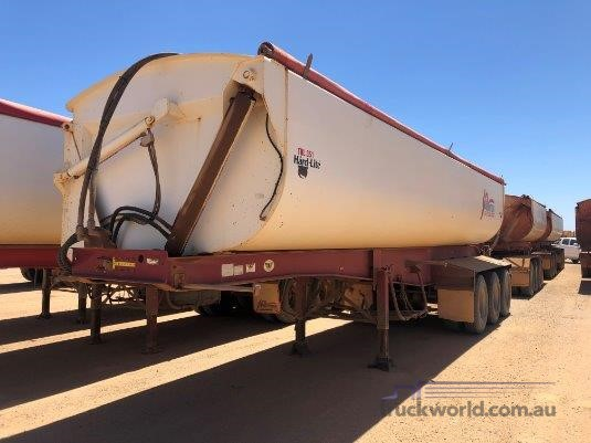 2010 Roadwest Side Tipper Trailer - Trailers for Sale