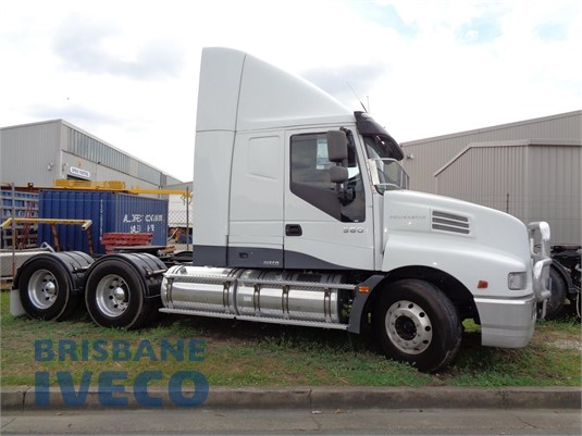 2009 Iveco Powerstar 6800 Iveco Trucks Brisbane - Trucks for Sale
