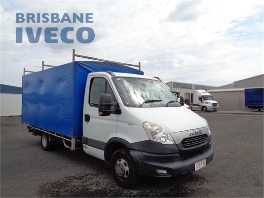 2013 Iveco Daily 45c17 Iveco Trucks Brisbane - Trucks for Sale
