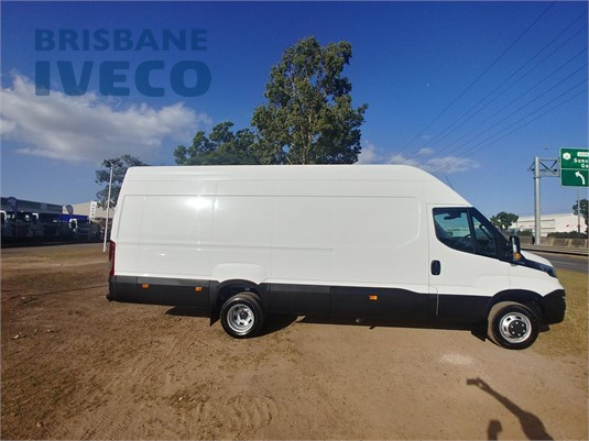 2017 Iveco Daily 50C17 20m3 Iveco Trucks Brisbane - Light Commercial for Sale
