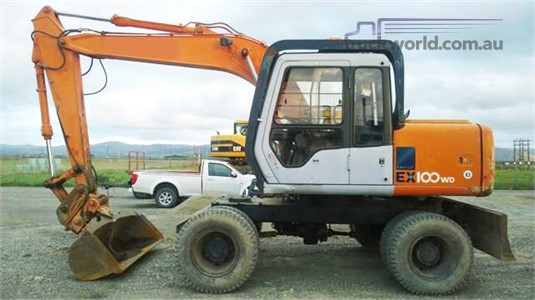 1991 Hitachi other Heavy Machinery for Sale