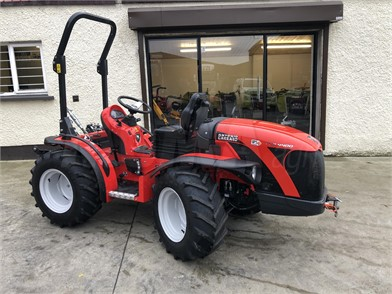 Used Less Than 40 HP Tractors For Sale In Europe - 209