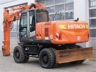 HITACHI ZX190W-3