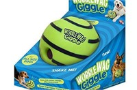 Allstar Innovations Wobble Wag Giggle Ball, Dog