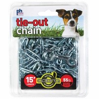 Tie-Out Chain 15' 55lb