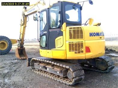 KOMATSU PC88MR-10 For Sale - 17 Listings | MachineryTrader com au