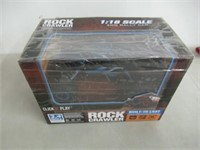 Click N' Play Rock Crawler RC Car Blue Vehicle