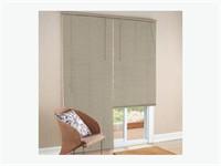 (2) Sears 1'' PVC Light Filtering Blinds