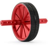 ProSource Dual Ab Wheel Roller Abdominal Exercise