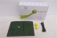 """As Is"" Optishot OPTI20140037 2 Golf Simulator"