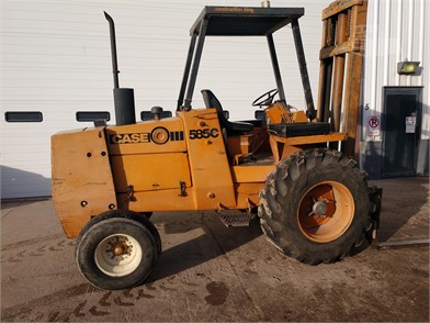 CASE 585 Auction Results - 47 Listings | MachineryTrader com