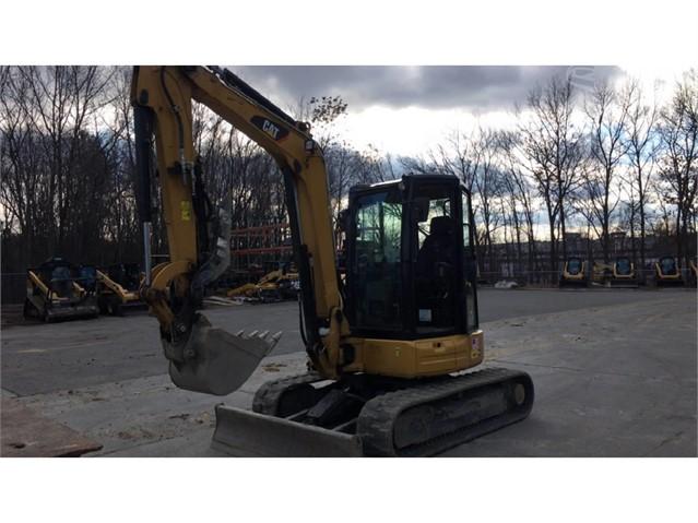 2016 CAT 305E2 CR For Sale In North Reading, Massachusetts