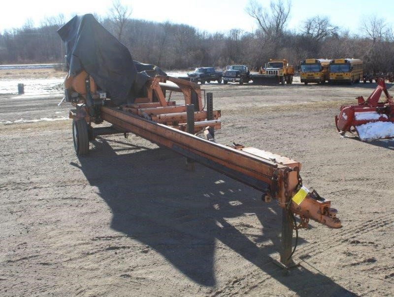 1988 LT-40 Wood-Mizer Portable Saw Mill   Smith Sales LLC