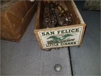 San Felice cigar box