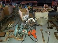 saw/ drill/ tools