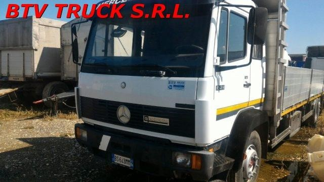 Mercedes-Benz 1524 #Used