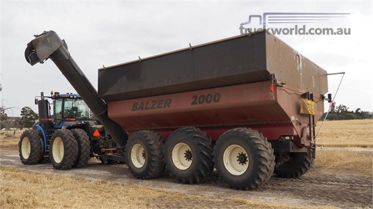 2010 Balzer 2000 - Farm Machinery for Sale