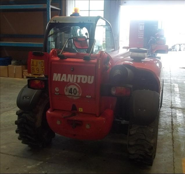 Manitou MT625T #Used 2014 Lombardia