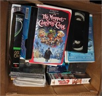 Books & VHS'