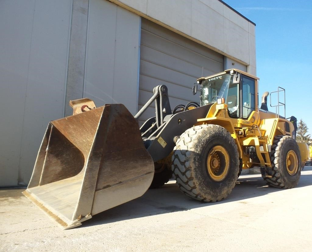Volvo L180G #Used