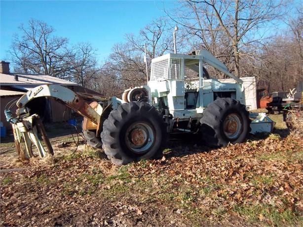 TREE FARMER C7 Skidders Logging Equipment For Sale - 7