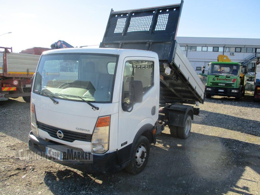 Nissan CABSTAR 35.11 Usato
