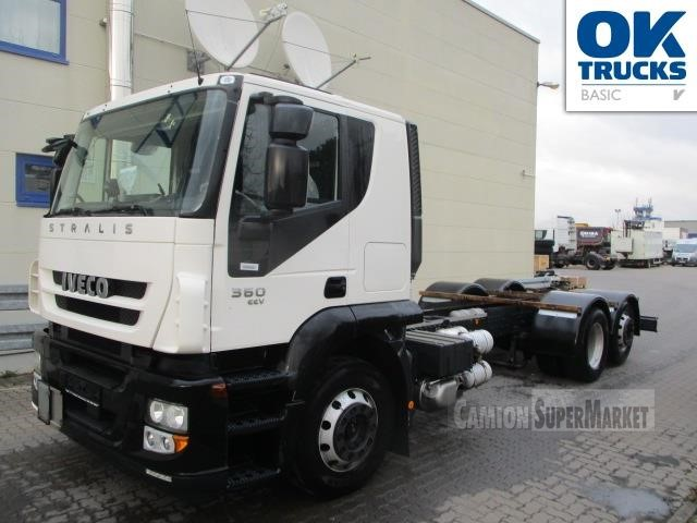 Iveco STRALIS 360 #Used