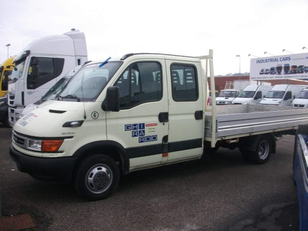 Iveco DAILY 35C14 #Used