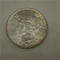 COINS, Musical Intruments, & Collectibles Online Auction