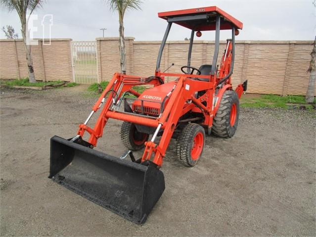 Lot # 154A - KUBOTA B21 For Sale In Perris, California