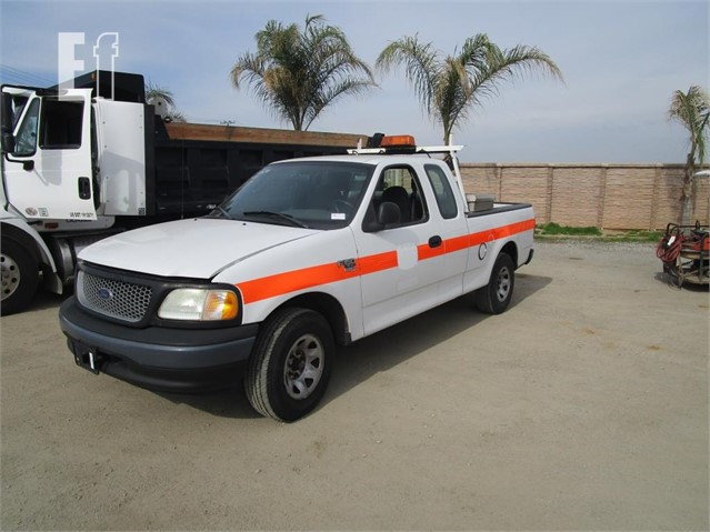 2003 Ford F150 For Sale >> Lot 377 2003 Ford F150 For Sale In Perris California