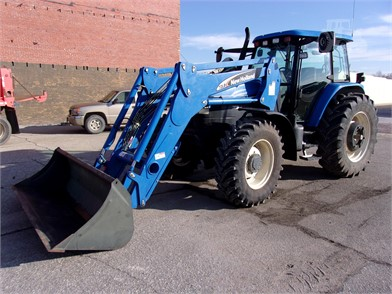 NEW HOLLAND TM120 Auction Results - 21 Listings