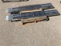 Pair NEW Steel Loading Ramps