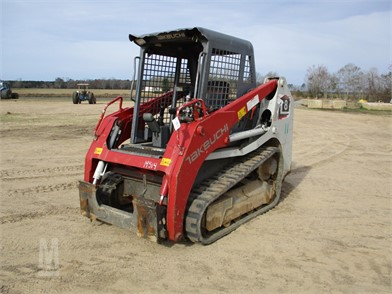 Takeuchi Track Skid Steers Auction Results - 251 Listings