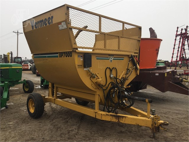 VERMEER BP7000 For Sale In Norfolk, Nebraska | www