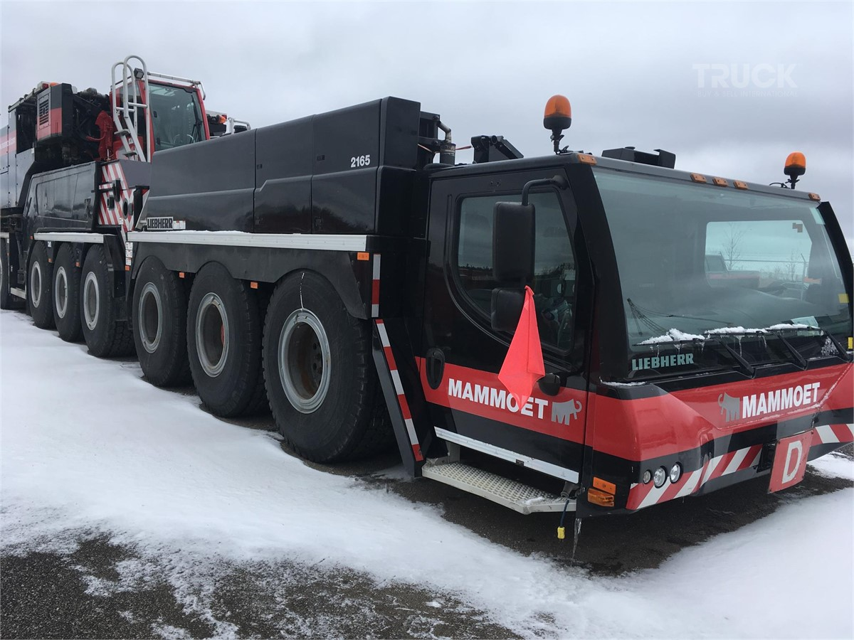 LIEBHERR LTM1750-9.1