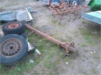Machinery & Outside Yard